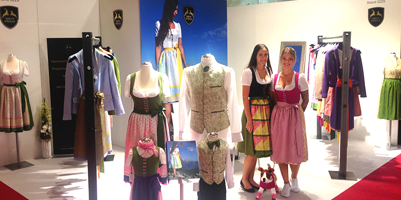 1. Messeauftritt Tracht & Country